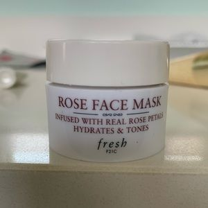 Fresh Rose Mask Deluxe size